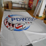Bannière en tissu professionnel en polyester