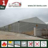 Bewegliches Lager-Zelt für Zwischenspeicher-Zelt