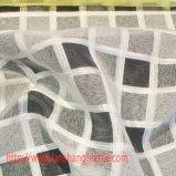 Tessuto tinto del poliestere del jacquard della fibra chimica per la tenda del vestito