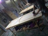 بسيطة [تك] باب خشبيّة تصميم حديثة ([غسب2-030])