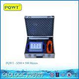 1 Sekunde Geoelectrical Options-Tiefen-Wasser-Detektor S500 abbildend