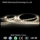 Суперяркий SMD 5050 LED газа холодного белого света
