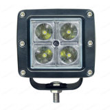Hohe Leistung Selbst-CREE LED Zoll 12W des Arbeits-Licht-3