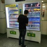 Distributore automatico automatico della bevanda dello spuntino di 10 selezioni