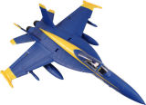 RC 4CH Model Airplane/RC Jet F-18 Fighter