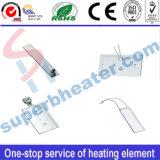 Plaque de chauffage d'acier inoxydable chauffant la plaque électrique