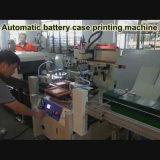 Machine d'impression automatique à la soie de batterie