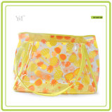 Novo produto promocional Custom Printing PVC Beach Bag with Handle