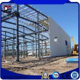 Costruzioni a prova di fuoco del magazzino della struttura d'acciaio di Pabricated