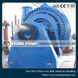 Pompe de dragage centrifuge d'enveloppe de gravier simple de sable pour le traitement minéral Slurrys