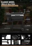 Griglia del BBQ di controllo di temperatura di Digitahi (SHJ-7002)