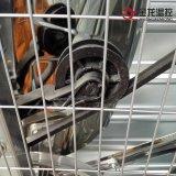 Exaustor resistente do obturador do ventilador da caixa do exaustor de Jinlong com certificado do CE