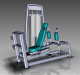 Os esportes fazem à máquina a imprensa assentada do pé (SS09)