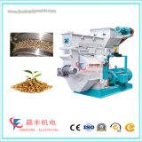 Fácil funcionar la pelotilla de bambú del polvo que hace la máquina