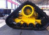 360mm Gummispur-Installationssätze für nicht für den Straßenverkehr Fahrzeug