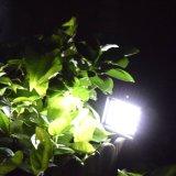 28의 LED 투광램프 태양 에너지 IP65는 LED 정원 빛 LED 스포트라이트 가로등 빛을 방수 처리한다