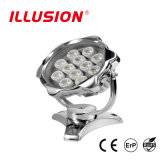 Indicatore luminoso subacqueo di IP68 LED