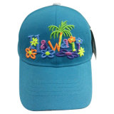 Gorra de béisbol de los barato 6 paneles con la insignia Bb95