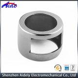 A máquina de alumínio fazendo à máquina do CNC da elevada precisão feita sob encomenda parte o aço inoxidável