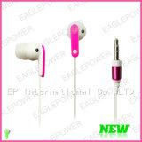 Kein-oor de Hoofdtelefoon Earbud van de Oortelefoon voor de Ketting van iPodMP3 MP4 Newy (yp-F028)