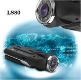 """2 """" affissione a cristalli liquidi completa dell'esposizione HD 1080p TFT con la macchina fotografica di guida di veicoli di GPS"""