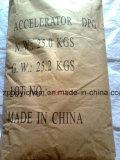 Accélérateur en caoutchouc d'approvisionnement chinois de constructeurs DPG (d) en tant qu'additif en caoutchouc