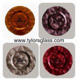 Commerce de gros de qualité supérieure du chargeur de verres métalliques les plaques de verre Tylors