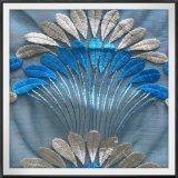 Тюль вышивка кружева Вышивка кружева Вышивка ячеистой сети специальных кружевом