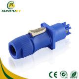 250V de baja frecuencia 5-15un bloque de terminales macho a hembra cable adaptador eléctrico