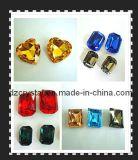 水晶宝石類の衣服の空想の石のビード(3005、3007、3008)