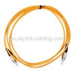 FC/UPC-FC/UPC SM SX koord van het vezel het Optische flard