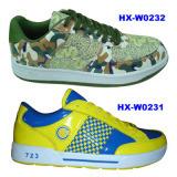スケートボードをする靴(HX-W0231/HX-W0232)