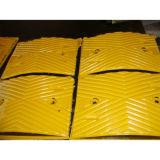 Рециркулированный резиновый горб безопасности дороги скорости автомобиля (CC-B04)