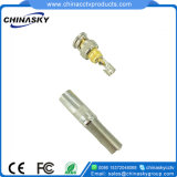 Gold Plated CCTV BNC of marks Connector with Screw (CT5046-7)