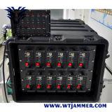 Dds 1100W Hoge Macht Al Stoorzender van het Voertuig van het Signaal 20-3000MHz