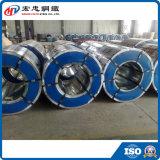 Feuille d'acier galvanisé recouvert de zinc de la bobine d'acier