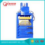 Vertikale leistungsfähige Ballenpresse-Maschine