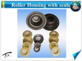 D89*204 as tampas da extremidade do rolo e o alojamento do rolamento