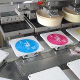 CD van vier Kleur|De Machine van de Druk van het Stootkussen DVD