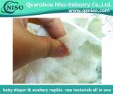 Pulpe fluffée non traitée USA pour les couches avec SGS (FP-015)