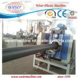 플라스틱 HDPE 수관 밀어남 기계 선