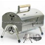 gril d'hamburger du gril 14Stainless en acier (BQ22) '(BQ04-B)