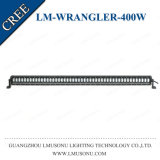 Barra ligera recta 400W de la pulgada LED de las piezas de automóvil 4X4 LED IP67 52.5 para los carros del Wrangler del jeep