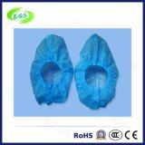 Cápsula desechable de 28 mm de deslizamiento de plástico resistente Cubrezapatos ESD