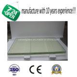 Vidrio del protector del plomo de la fabricación de China para el rayo de X