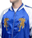 Jupe bleue du souvenir d'hommes blancs de tigre