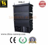 W8LC 3 voies High Power Speaker Professional Line Array, PRO Audio PA System