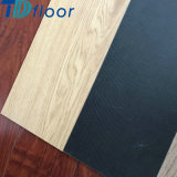 de 2mm 3mm en bois de pierre de modèle de vinyle de plancher de Dryback de colle étage de luxe de vinyle de PVC vers le bas
