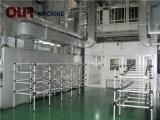 中国の工場製造業者の標準外カスタマイズされた液体の吹き付け塗装ライン