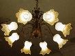 금속 예술 램프